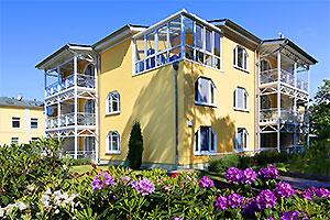 Appartementhaus Freyja