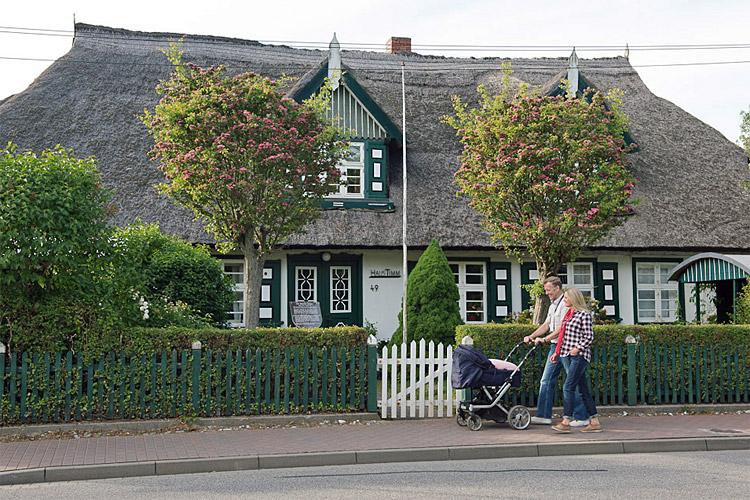 Büdner-Häuser