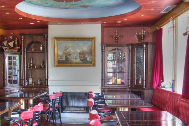 Restaurant im Strandhotel Deichgraf