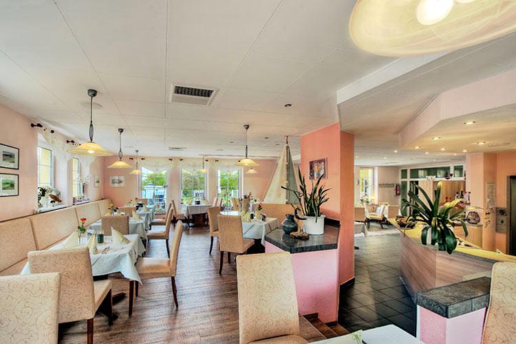 Restaurant im Seehotel Düne